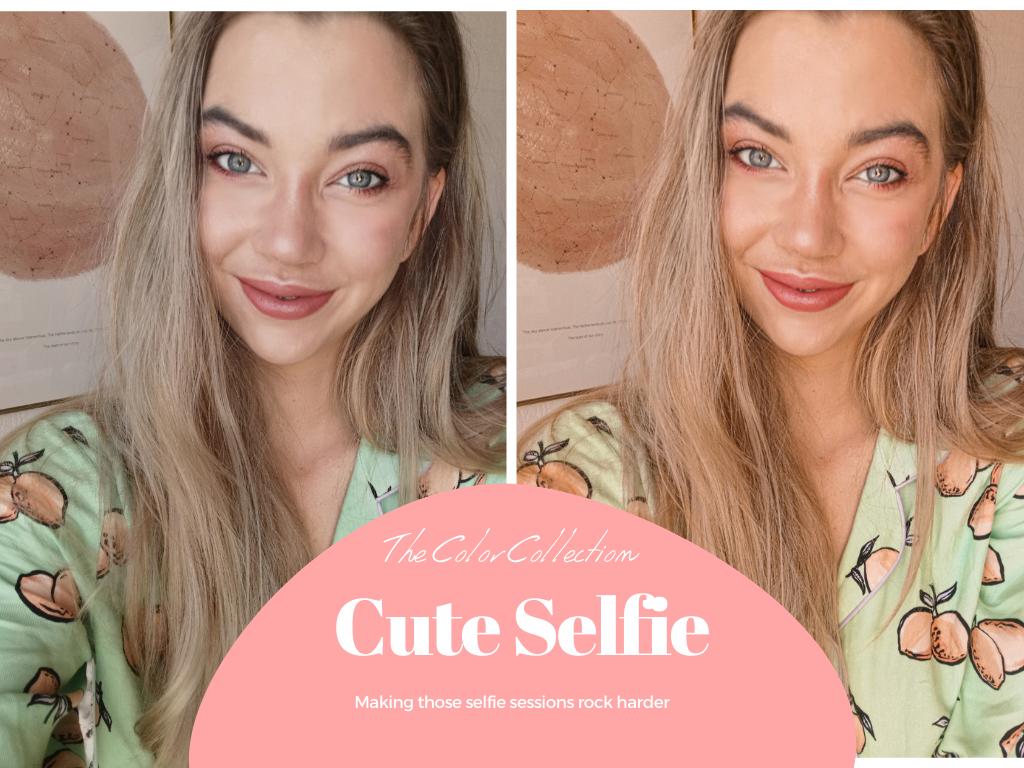 Lynn Quanjel Presets Cute Selfie
