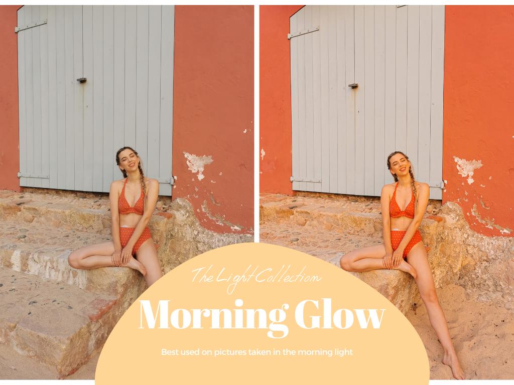 Lynn Quanjel Presets Morning Glow