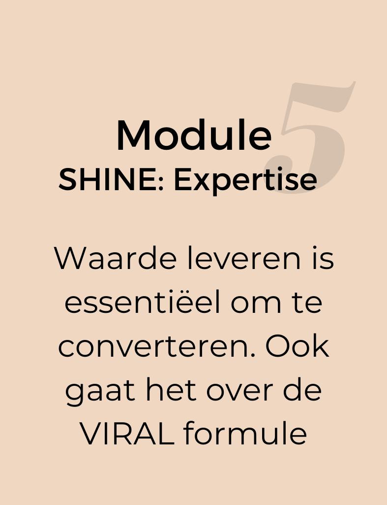 Module-5-SHINE-EXPERTISE