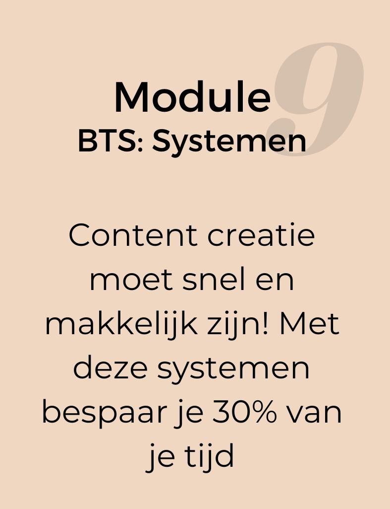 Module-9-BTS-Systemen
