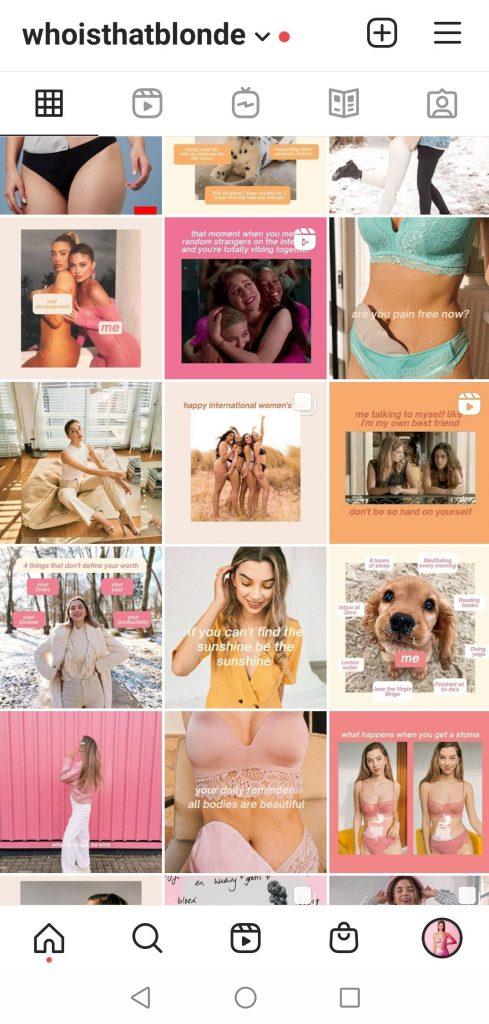 Instagram Feed Results Instagram Cursus van Social Nomads