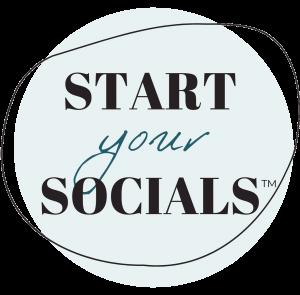 Start Your Socials Instagram Cursus